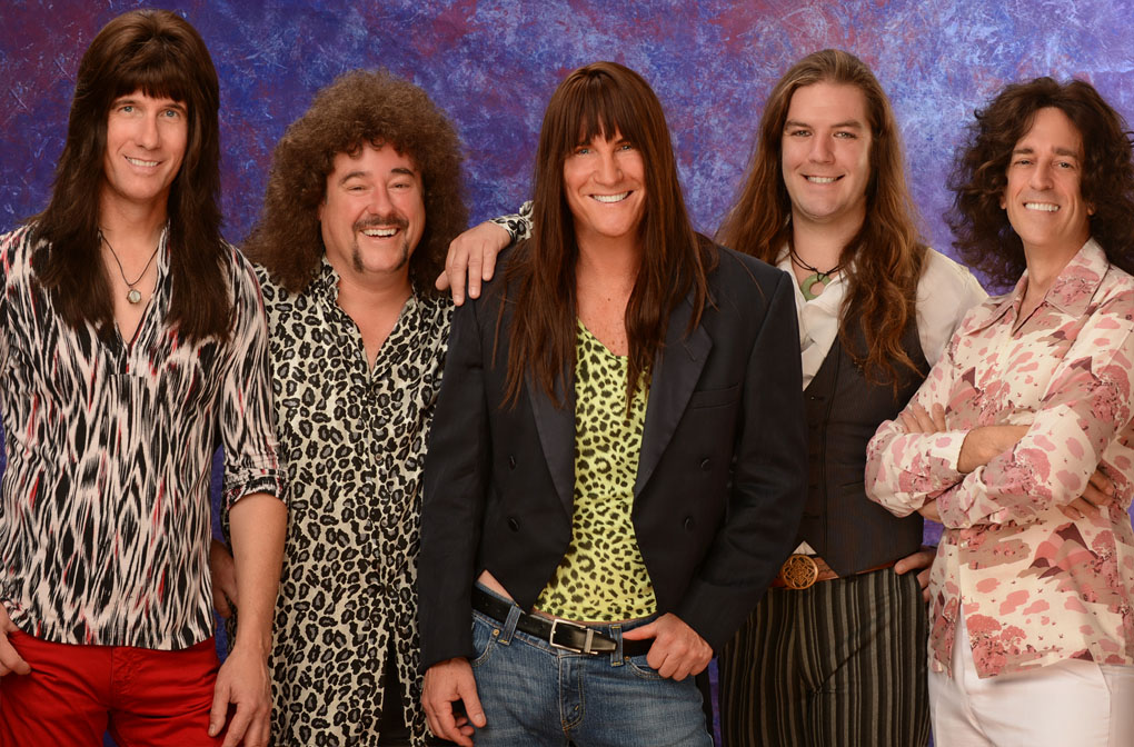 Journey Unauthorized: The Premier International Journey Tribute Band