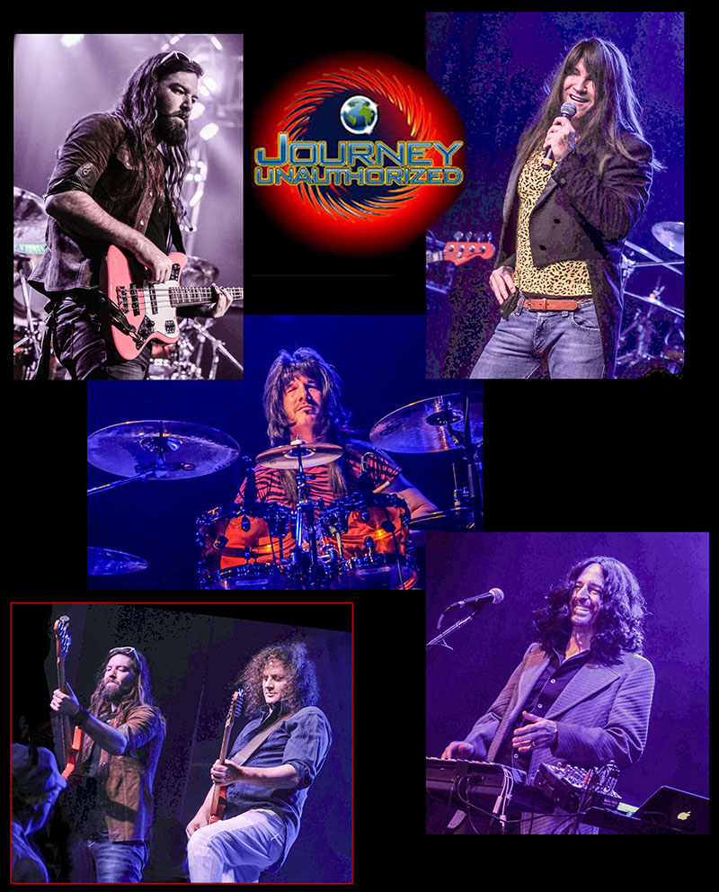 Journey Unauthorized at Feather Falls Casino 7-13-2019